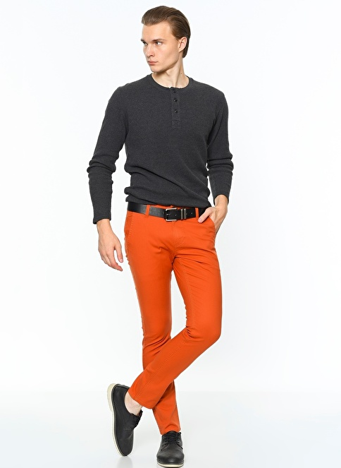 Dockers Pantolon | Skinny Tapered Oranj
